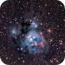 NGC7129,                                Denis Janky