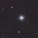 M13 - Hercules Globular Cluster,                                Ross Mcilroy