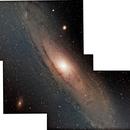 The Andromeda Galaxy,                                silentrunning