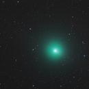 Comète 46P/ Wirtanen - 13 décembre,                                Séb GOZE
