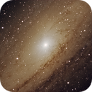 The Heart of Andromeda,                                Tim Jardine