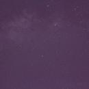 Milky Way Center,                                ivanandrade