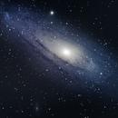 M31 - Andromeda Galaxy,                                Samuel Müller