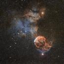 IC 444 / IC 443,                                Gkar