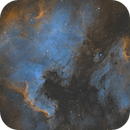 Starless or Stars?  Love or Hate?  NGC7000 and IC5070,                                Chris R White