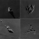 Lunar sculptures,                                Astronominsk
