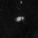 M51,                                magnuslar