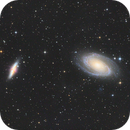 Bode's Galaxy (M81) & Cigar Galaxy (M82),                                Landon Boehm