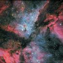 Carina Nebula,                                DaveMoulton