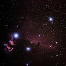 Horse Head nebula,                                Andrea Bocci