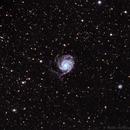 M101 at 135mm f/2.8,                                Björn Hoffmann
