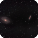 A Post Processing Project: M81 & M82 Galaxies,                                Van H. McComas
