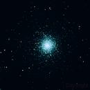 M13 Great Globular Cluster in Hercules,                                NotSnoo