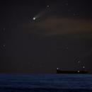 Neowise comet,                                tavaresjr