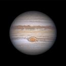 Jupiter 2019-05-24 16:35UT,                                Darren (DMach)
