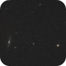 "Andromeda galaxy wide field: ""first one"" 2015-11-22 / Pentax K30D + Samyang 85mm f/1.4 / 1 shot,                                patrick cartou"