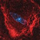SH2-129 & OU4 - The Most Controversially Named Nebula,                                Jason Wiscovitch