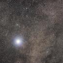 Alpha and Proxima Centauri Mosaic,                                Scotty Bishop