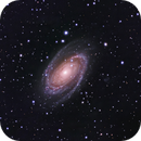 M81 Bode's Galaxy,                                Philippe Oros