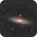 Andromeda Galaxy,                                pdlumb