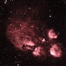 NGC 6334 Pata de Gato 22-06-2020,                                Wagner