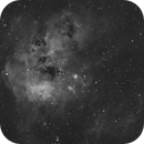 Sharpless in Auriga - [Sh2_236] The Tadpoles Nebula [NGC 1893],                                G400