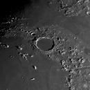 Mare Imbrium & Plato 10 Gennaio 2014,                                Ennio Rainaldi