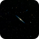 NGC 4565 - Needle Galaxy,                                Guille