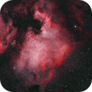 NGC7000 (HOO),                                James Malone