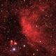 Sh2 88 H-alpha RGB,                                jerryyyyy
