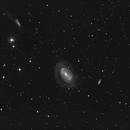 NGC 4725,                                Rodd Dryfoos