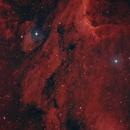 HaRGB - IC5070 The Pelican Nebula,                                Christiaan Berger