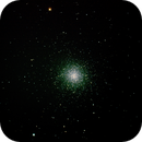M13 - First DSO Image,                                Kelly Wood