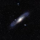 Andromeda Galaxy,                                trlfield