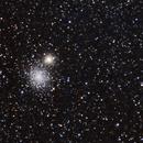 NGC 5286 small cousin of Omega Centauri and Centaurus - A,                                Claudio Tenreiro