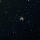 Antena Galaxies - NGC4038 and 4039 - Corvus,                                rmarcon