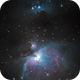 M42. The Great Orion Nebula and Running Man Nebula,                                Sergei Sankov
