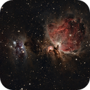 M42 Orion Nebula,                                Shailesh Trivedi