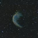 SH2-188, Simeis 22, The Dolphin Nebula,                                John Kulin