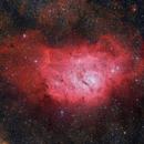 Messier 8,                                Bart Delsaert