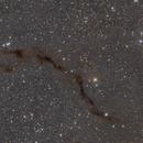 Barnard 150 Sea Horse Nebula,                                riccardo civati