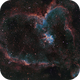 Heart nebula IC 1805,                                Iñigo Gamarra