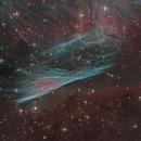 The Pencil Nebula processing contest,                                DmitryPodorozhko