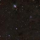 NGC 1333 and dusty field,                                J_Pelaez_aab