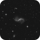 NGC 4731 and Asteroid Coquillette,                                sky-watcher (johny)