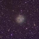 The Cocoon Nebula IC 5146,                                Aaron