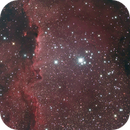 NGC 6188 & NGC 6193,                                Malcolm Ellis