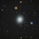 M13 The Hercules Cluster,                                David6813