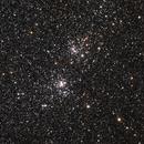 NGC 869, NGC 884, Double Cluster,                                Michael Timm