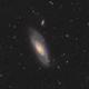 M106 - LRGB,                                Jonas Illner
